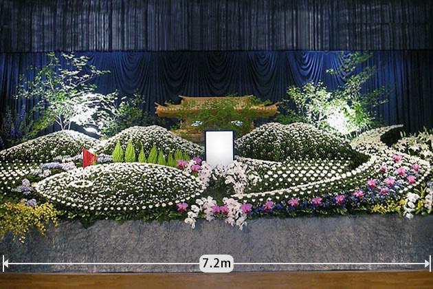 祭壇 - オプション - 葛飾の葬儀・家族葬はセレモニーユニオンへ